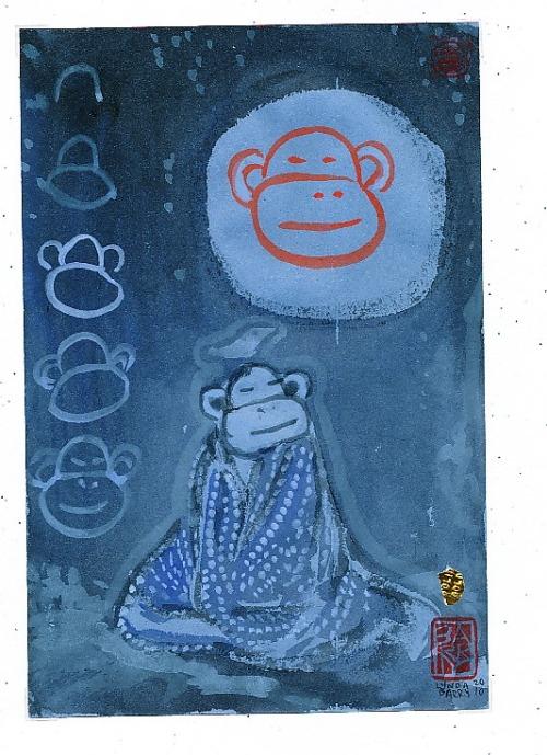 Monkey_meditates